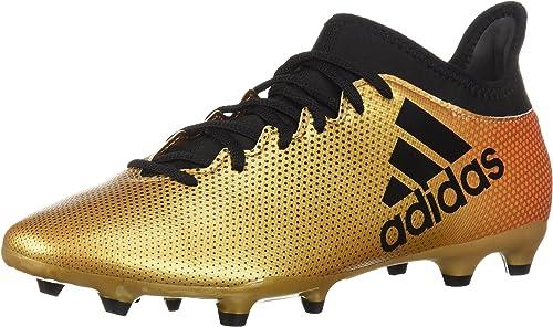 Grey//Real Coral//Core Black 7.5 M US adidas Men/'s X 17.2 FG Soccer Shoe