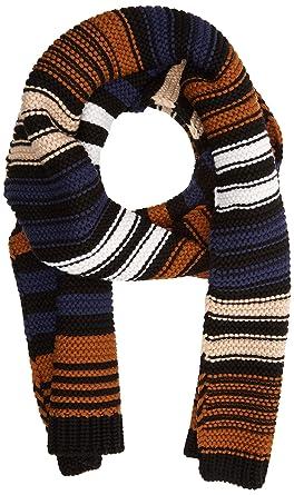 fb1e5436f55d Sonia Rykiel 51732823, Echarpe Femme, Multicolore (Multico Ambre 084),  Unique (Taille Fabricant TU)  Amazon.fr  Vêtements et accessoires