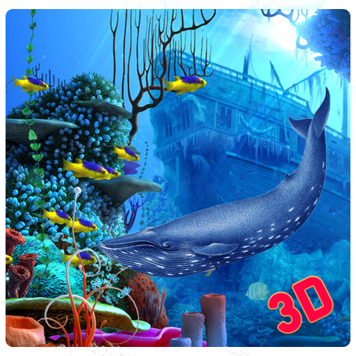 Blue Whale Attack Simulator 2017 - Blue Ocean Scuba