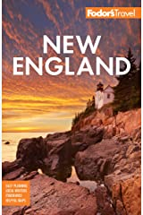 Fodor's New England: with the Best Fall Foliage Drives & Scenic Road Trips (Full-color Travel Guide Book 33) Kindle Edition