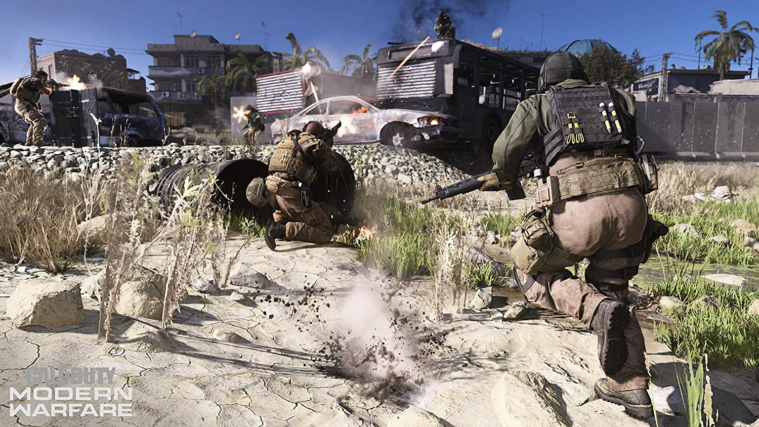 Call of Duty: Modern Warfare reveals new maps and game mode