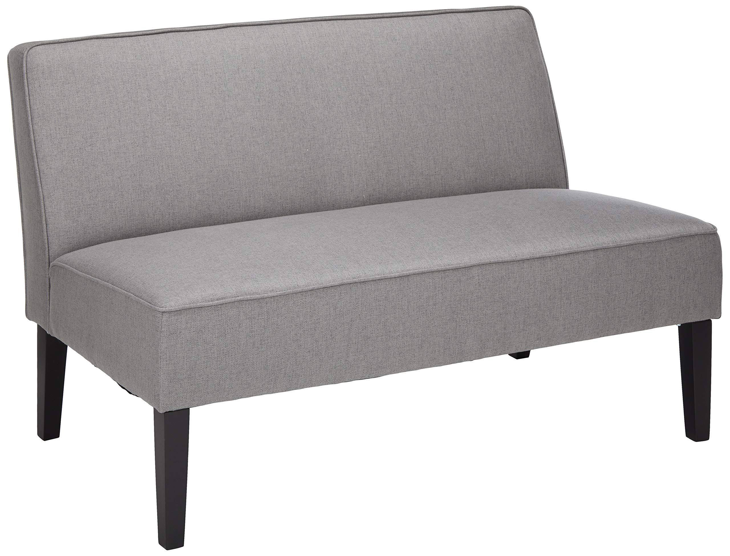 Christopher Knight Home Chandler Grey Fabric Love Seat by Christopher Knight Home