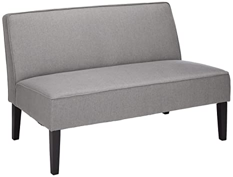 Christopher Knight Home Chandler Grey Fabric Love Seat