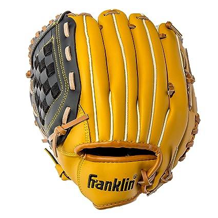 856dac90776 Amazon.com   Franklin Sports Field Master Series Softball   Baseball ...