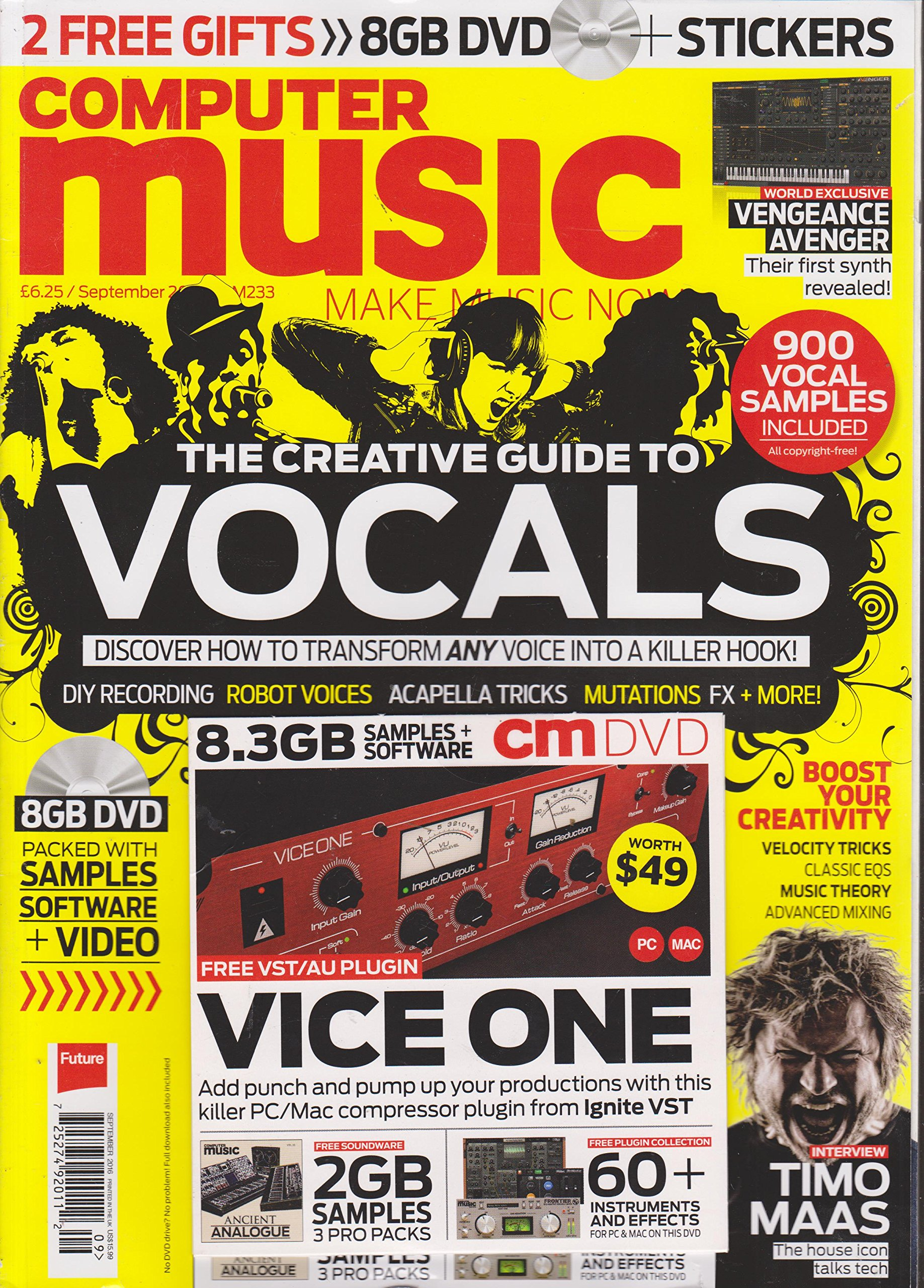 Download Computer Music Magazine September 2016 ebook