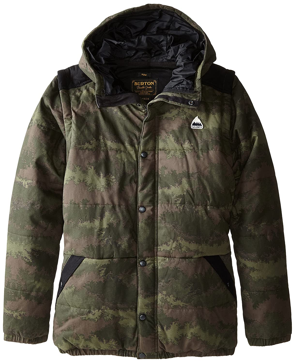 Burton Boys Match Jacket Burton Snowboards 16460101002-XL