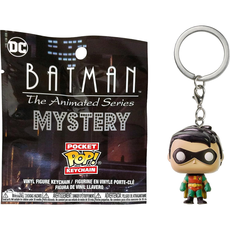 Amazon.com: Funko Robin Mystery Pocket POP! x Batman The ...