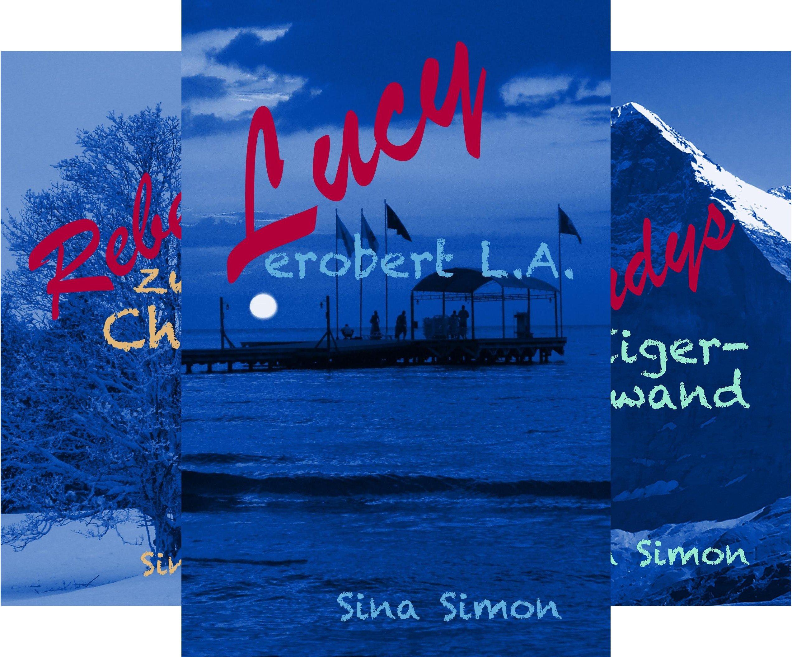 Die Stocktons (Reihe in 7 Bänden) by
