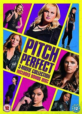 Pitch Perfect 3-Movie Boxset [DVD] [2017]: Amazon co uk