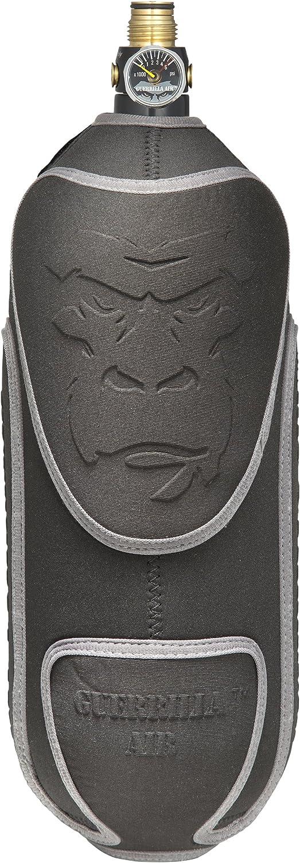 Guerrilla Air Paintball Tank Cover - Black - 100ci