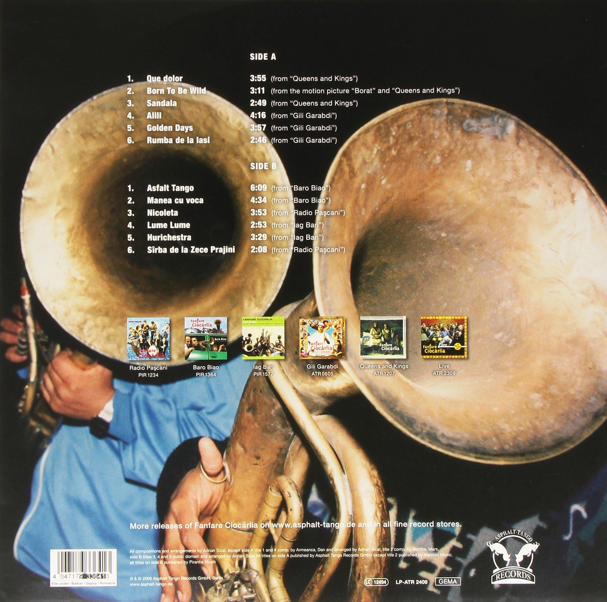 Best of Gypsy Brass [Vinyl]