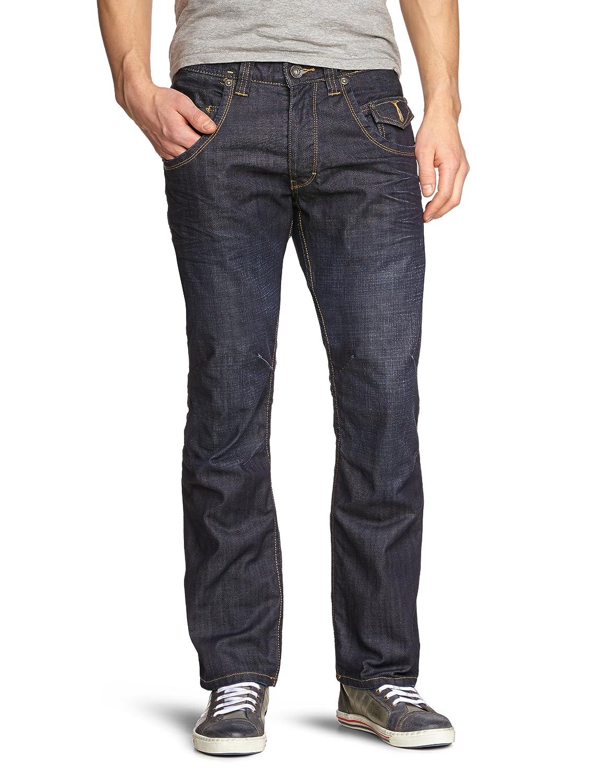 FREEMAN T.PORTER Herren Jeans Normaler Bund 00025007_5038 / Eddy Denim F0189-34 cle