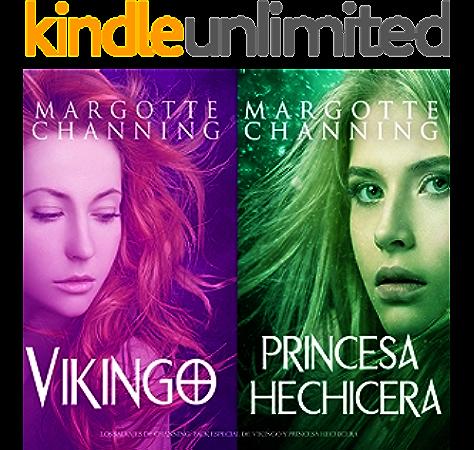 LOS SALVAJES DE CHANNING: VIKINGO y PRINCESA HECHICERA en un pack especial eBook: Channing, Margotte: Amazon.es: Tienda Kindle