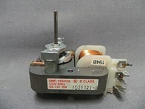 GE WB26X10089 Microwave Cooling Fan Motor