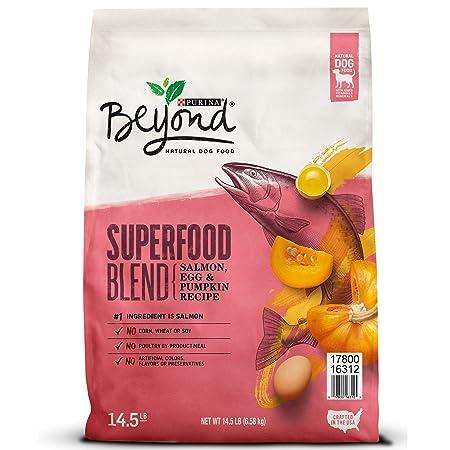 Purina Beyond Natural Adult Dry Dog Food – Superfoods Blend Formula Small Breed Formula