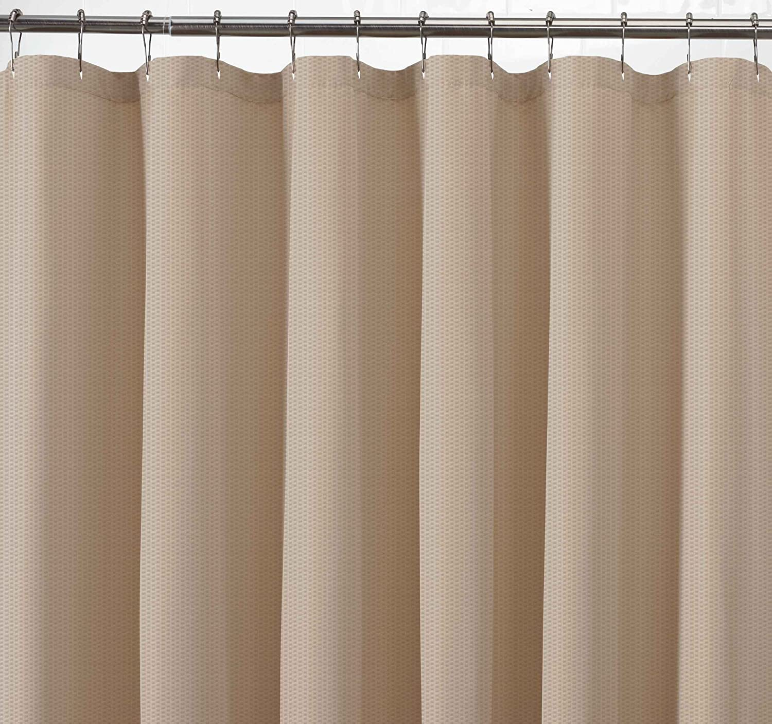 Amazon.com: MAYTEX Mills 0072618 PUTT Norwich Textured Fabric Shower ...