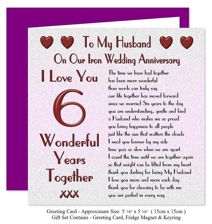 Australian Wedding Anniversary Gifts By Year: 6th Wedding Anniversary Gifts For Husband Australia