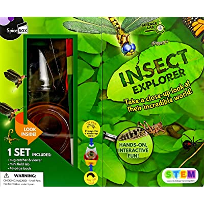 Spice Box Science Lab: Insect Explorer: Toys & Games