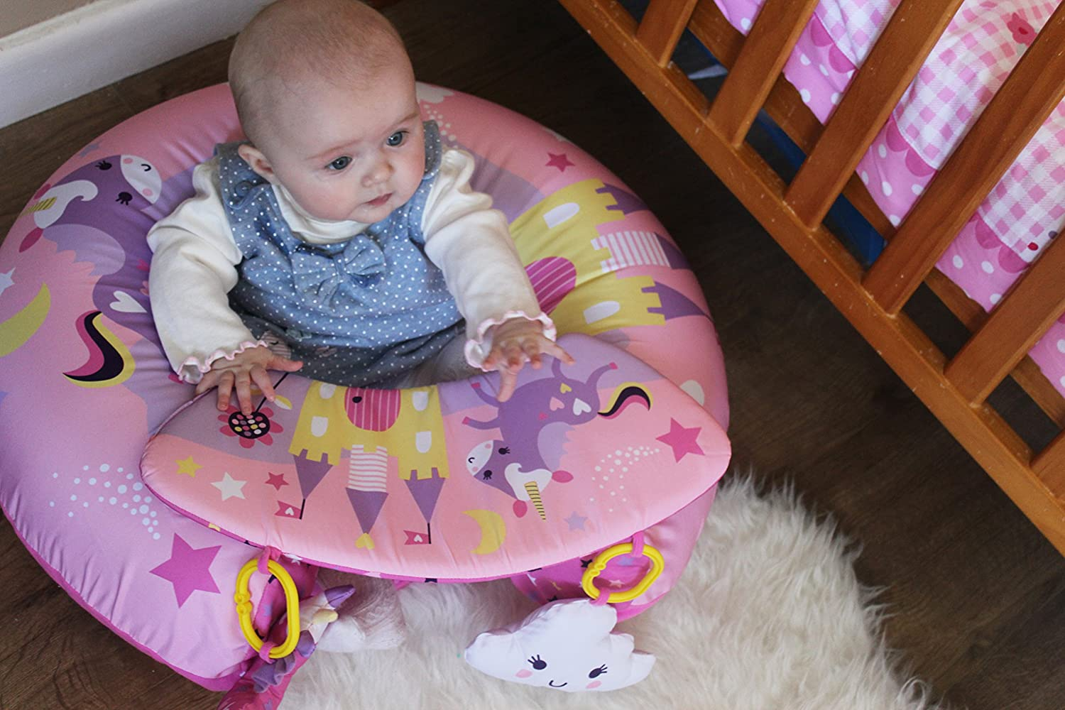 Baby Toys & Activities Smuuni Sit Me Up Unicorn Cheap Sales