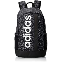 adidas ED0299 Hiking Backpack, Black/White/White