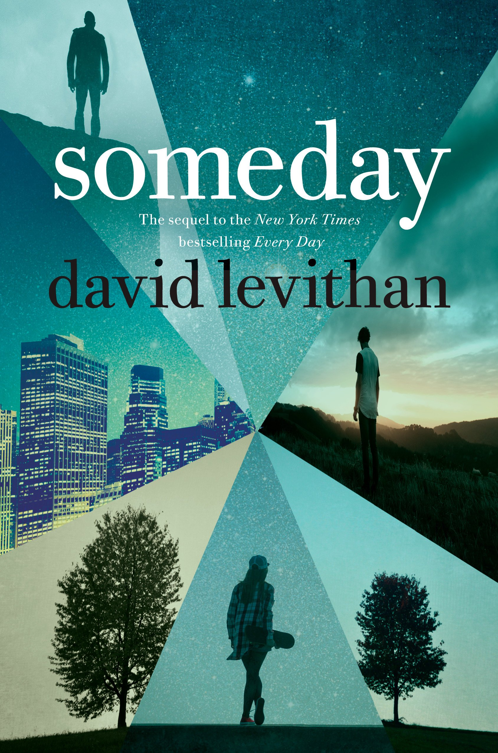 Every Day Every Day 1 By David Levithan
