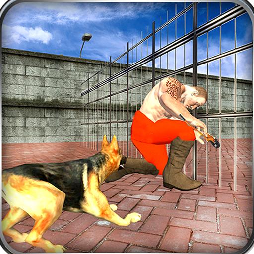 Crime City Gangster Prison Breakout Criminal Case: Duty Police Dog Simulator Juego gratis de Cop Chase en 3D: Amazon.es: Appstore para Android