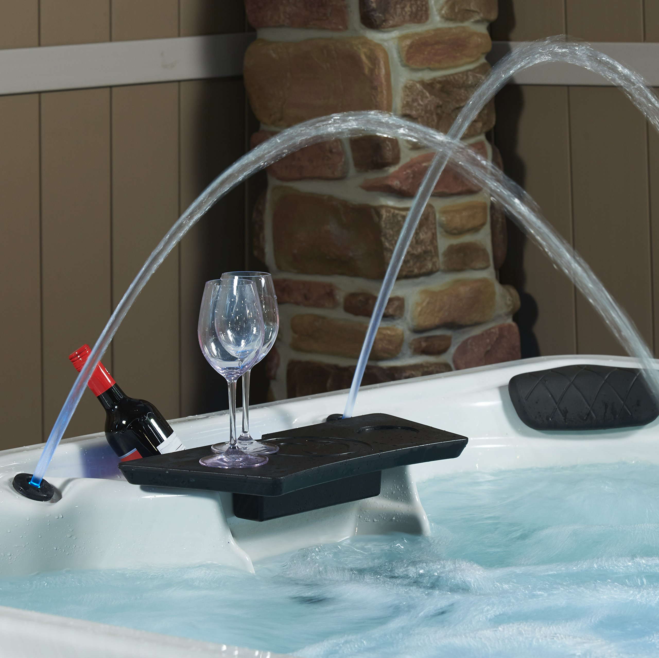 Essential Hot Tubs - Adelaide 30 Jet Confer Grey/Sterling Silver by Essential Hot Tubs (Image #6)