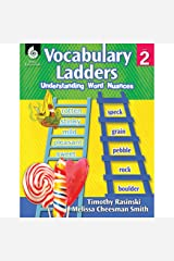 Vocabulary Ladders: Understanding Word Nuances, Level 2 Paperback