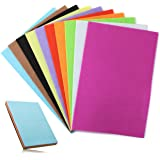 Mr. Pen- Felt, Felt Sheets, 10 Pack, 12 x 8 Inch, Assorted Color, Felt Sheets for Crafts, Felt Fabric, Felt for Sewing, Fleec