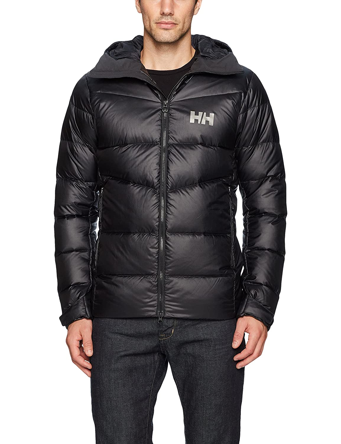 Hombre Helly Hansen Vanir Icefall Down Jacket Chaqueta Rell