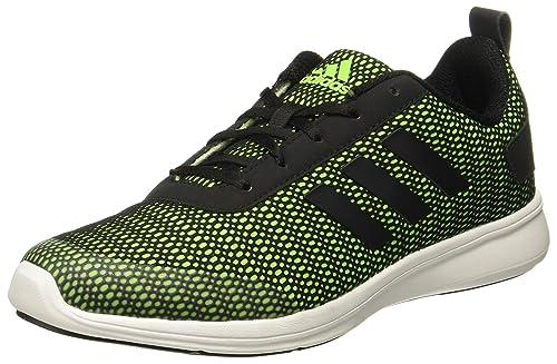 separation shoes 331be fa1ea Adidas Mens Adispree 2.0 M SgreenCblack Running Shoes-10 UKIndia (