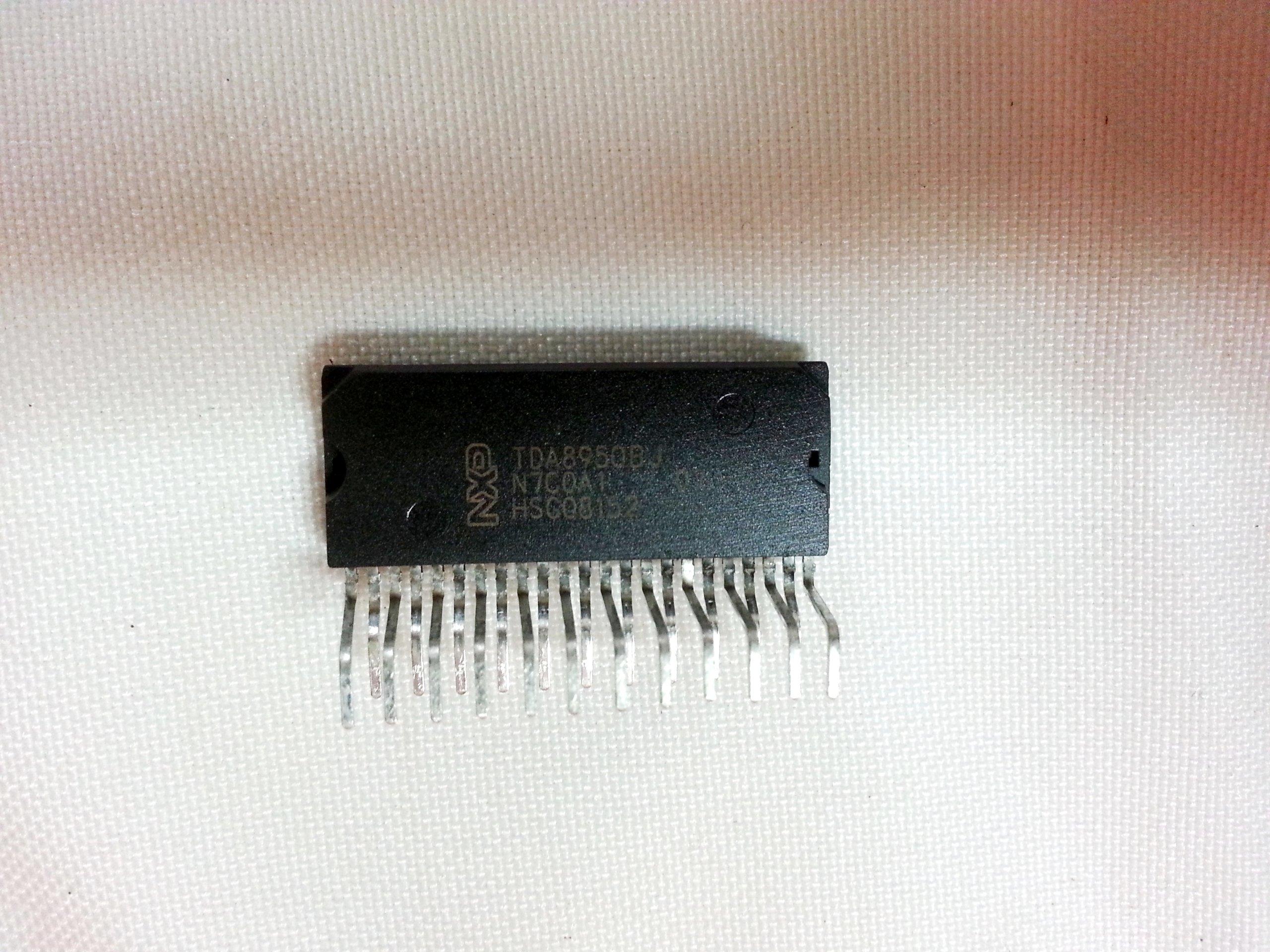 1 Piece TDA8950BJ + 1 Gram Heat Sink Compound