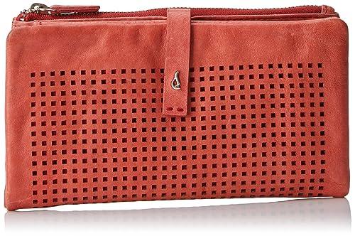 Abbacino 70034, Cartera para Mujer, Rojo (Red), 9x3x15 cm (W ...