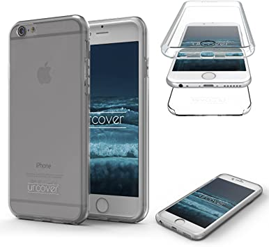 coque iphone 6 transparente recto verso