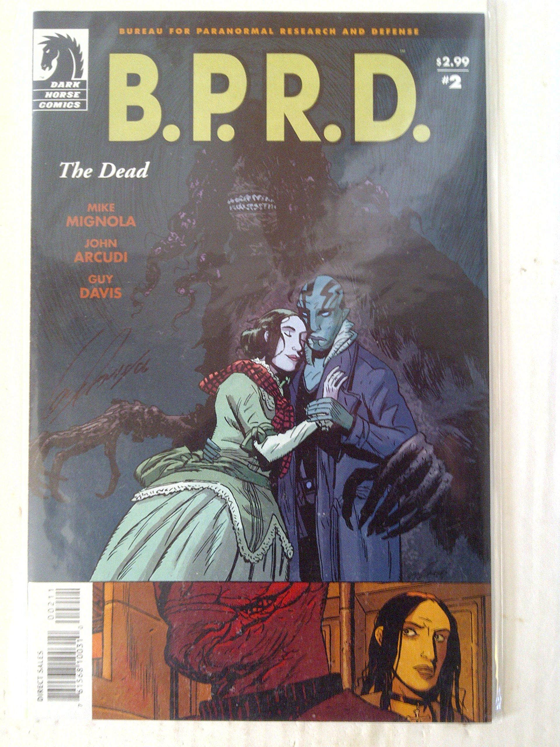 B.P.R.D. The Dead #2 (BPRD The Dead) pdf epub