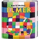 Elmer: Board Book