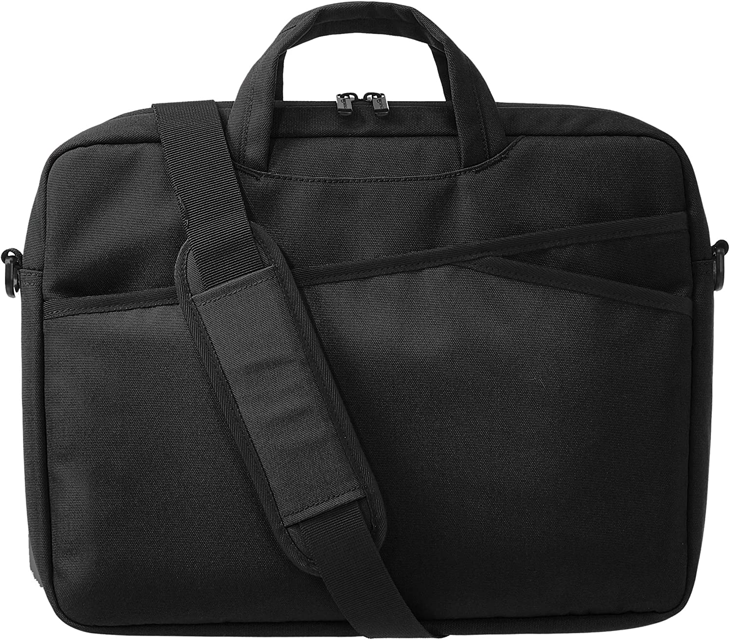 AmazonBasics Business Laptop Case Bag - 15-Inch, Black