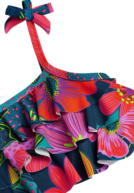 next M/ädchen Bikini mit R/üschen