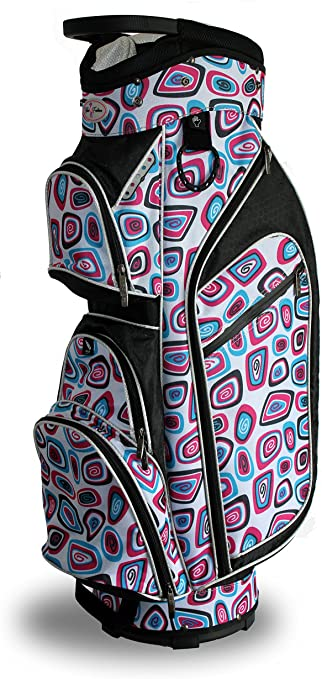 Amazon.com: Taboo Fashions Monaco - Bolsa de golf para mujer ...