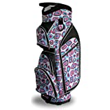 Taboo Fashions Monaco Premium Lightweight Ladies Golf Cart Bag (More Colors Available)