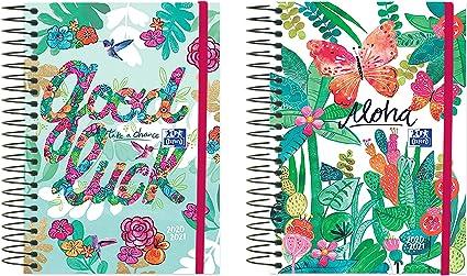 Oferta amazon: Agenda Escolar 2020/2021 Oxford. Día página. Colección Jungle. Surtido.
