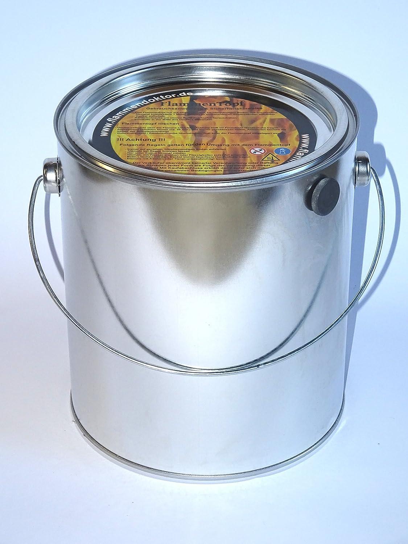 Flammentopf 3 Liter FlammenDoktor