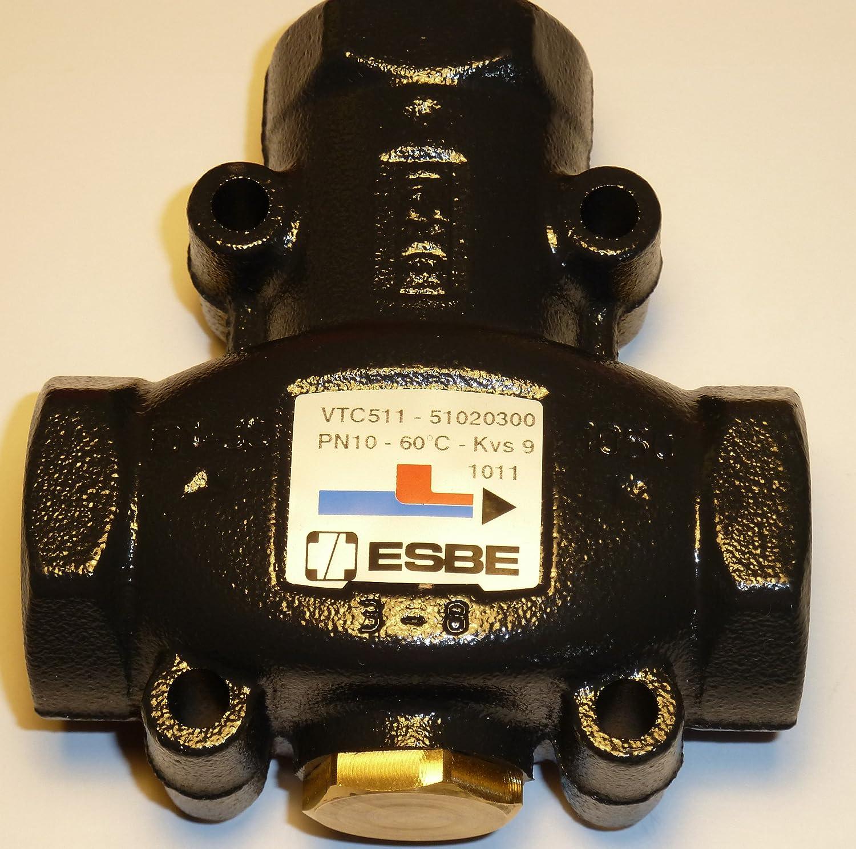 Ventil für Innenvisier termostufe \'VTC511\' Mischbatterie Thermo mit ...