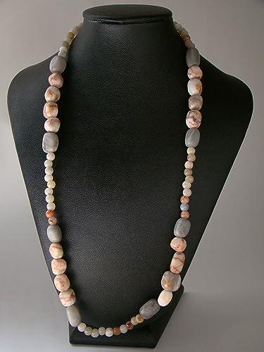 Amazon Gemstone Necklace