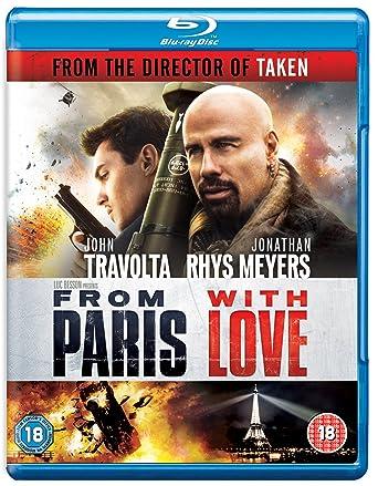 Amazon com: From Paris With Love [Blu-ray]: Movies & TV