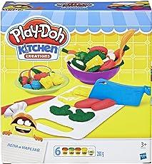 Play Doh Kit de Manualidad Cortes de Chef