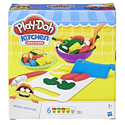 Amazon Com Play Doh Shape N Slice Set Toys Games