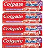 Colgate Max Fresh Toothpaste - 150 g (Buy 3 Get 1 Free, Spicy Fresh)