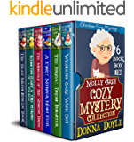 Molly Grey Cozy Mystery Collection: 6 Book Box Set