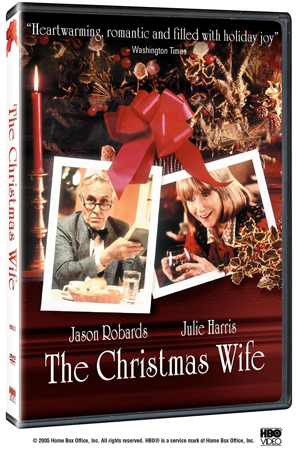 Amazoncom Christmas Wife The Jason Robards Julie Harris David